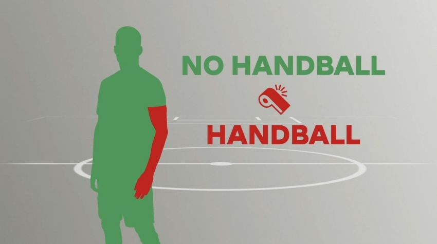 No Handball & Handball